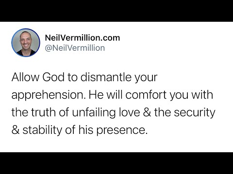 The Security And Stability Of My Presence - Daily Prophetic Word