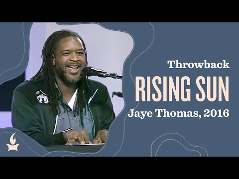 Rising Sun -- The Prayer Room Live Throwback Moment