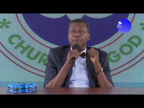 PASTOR E.A ADEBOYE'S BLESSING  RCCG FASTING 2020