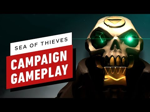 6 Minutes of Sea of Thieves Tall Tales: Shores of Gold Gameplay - UCKy1dAqELo0zrOtPkf0eTMw