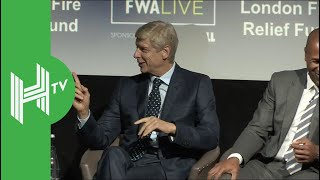 Arsene Wenger: Future of football, integrating youth & the Premier League