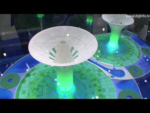 GREEN FLOAT - a Floating City in the Sky : DigInfo - UCOHoBDJhP2cpYAI8YKroFbA