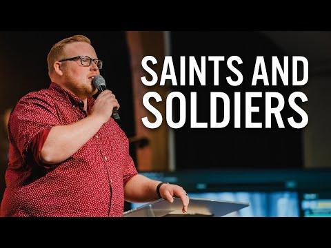Saints & Soldiers  Spiritual Warfare - Bryson Still