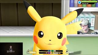Pokemon Let's Go Pikachu! Live Stream Nintendo Switch