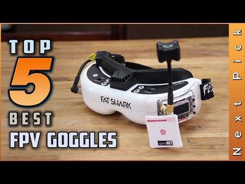 Top 5 Best Fpv Goggles Review in 2020 - UC5niI9VEki0OxxjA_plp7fQ