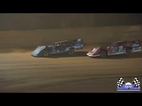 602 Late Model Feature - Ararat Thunder Raceway 7/9/21 - dirt track racing video image