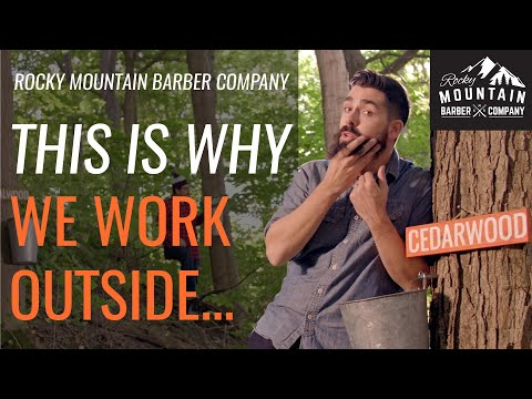 Win a Rocky Mountain Barber $200 Grooming Gift Card! Giveaway Image