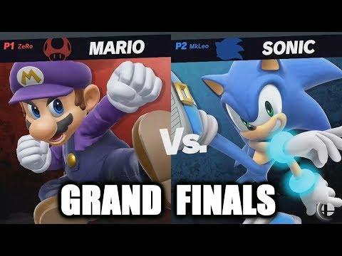 ZeRo vs MkLeo Grand Finals - Super Smash Bros. Ultimate Invitational at E3 2018 - UCd5AJwFW4lU_zqIBvVYw0Jg