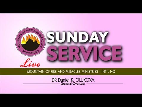 MFM Television HD - Sunday Service 18072021