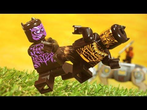 LEGO Marvel Super Heroes 2 - All MCU Black Panther