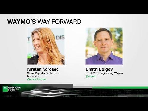 Waymo's way forward with Dmitri Dolgov (Waymo) - UCCjyq_K1Xwfg8Lndy7lKMpA