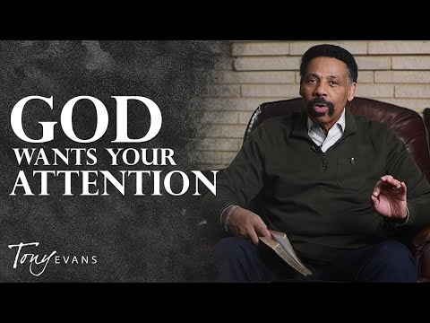 Divine Disruption  March 22 (Sermon Only, Tony Evans)