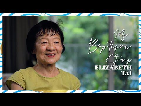 My Baptism Story - Elizabeth Tai  Cornerstone Community Church  CSCC Online