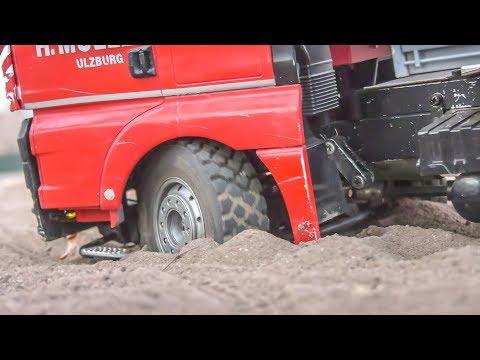 RC Trucks! Heavy Haulage! Heavy Machines! Truck stuck! - UCZQRVHvPaV4DRn3tp8qrh7A