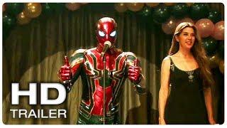 SPIDER MAN FAR FROM HOME Friendly Neighbourhood Spiderman Trailer (NEW 2019) Superhero Movie HD