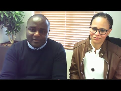 Charis Daily Live Bible Study: Isaac and Anneline Akowuah - June 17, 2020