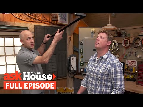 Ask This Old House | Build It, Cable Lights (S15 E20) | FULL EPISODE - UCUtWNBWbFL9We-cdXkiAuJA