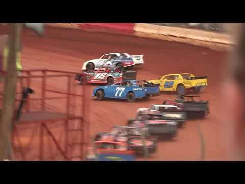 07/24/21 Street Stock B Main 1 @ Cherokee Speedway - dirt track racing video image