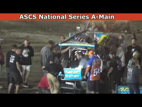 2021 Dirt Cup, Night 2, ASCS National Series A-Main - dirt track racing video image