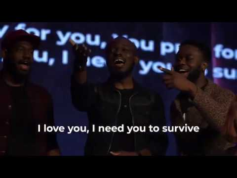 'I Need You to Survive'  Cover by The Elevation Priests of Praise