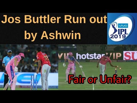 Why Jos Butler Out? Vivo IPL 2019 4th Match #RR_VS_KXIP Match |#indiacrickettv