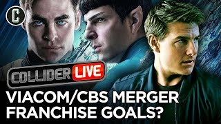 What Does the Viacom/CBS Merger Mean for Star Trek and Mission: Impossible? - Collider Live #198