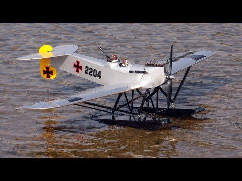 Maxford USA Hansa-Brandenburg W.29 Review - Part 1, Intro and Flight - UCDHViOZr2DWy69t1a9G6K9A