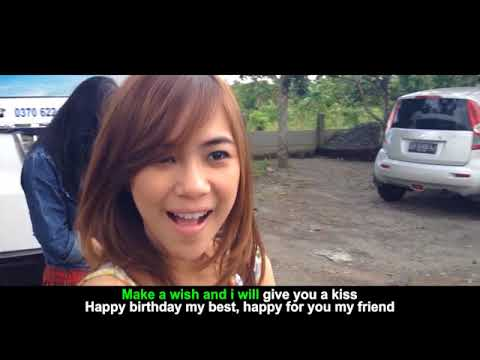 Birthday Kiss (Video Lirik)