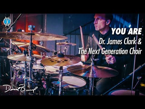 You Are Drum Cover // Dr. James Clark & The Next Generation Choir