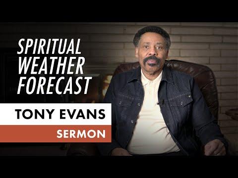 Spiritual Weather Forecast  Feb 21 (Sunday Sermon, Dr. Tony Evans)