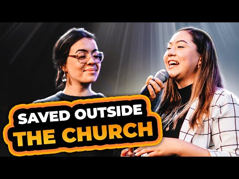 God Can SAVE You OUTSIDE The Church!