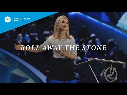 Roll Away The Stone  Victoria Osteen