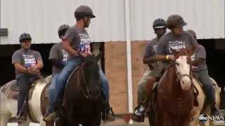 ABC News: Horses and Heroes Helps Vets Through Equine Therapy