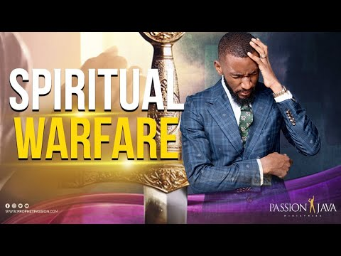 Spiritual Warfare  Prophet Passion Java