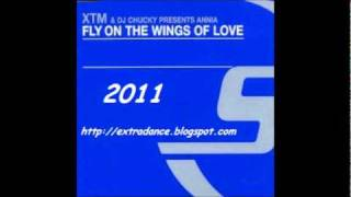XTM feat. Annia - Fly on the wings of love 2011 (Maxima FM Remix)