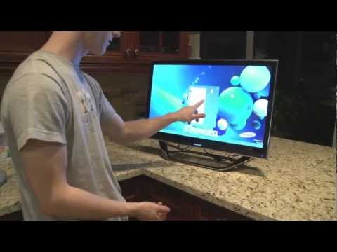 """Samsung Windows 8 Touch Screen All in One 27"""" DP700 7 Series Unboxing Linus Tech Tips - UCXuqSBlHAE6Xw-yeJA0Tunw"""