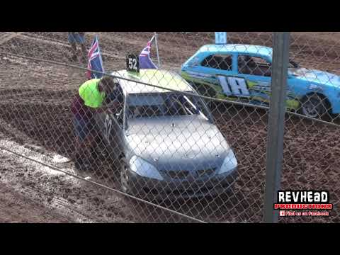 Masondale Production Sedan Series - Rainout - Gympie Speedway - 16/1/2021 - dirt track racing video image
