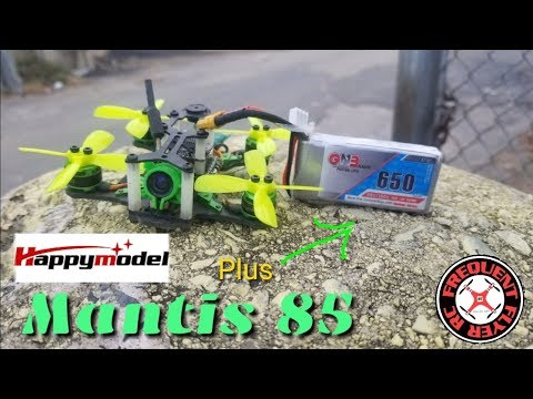 Mantis 85 with LDARC 2035 Quad-blades plus GnB 650mah 2S! - UCNUx9bQyEI0k6CQpo4TaNAw