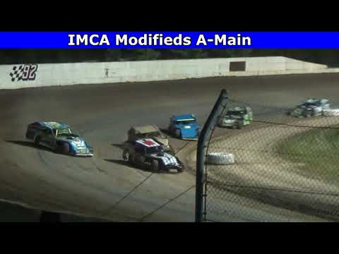 Grays Harbor Raceway, May 30, 2021, IMCA Modifieds A-Main - dirt track racing video image
