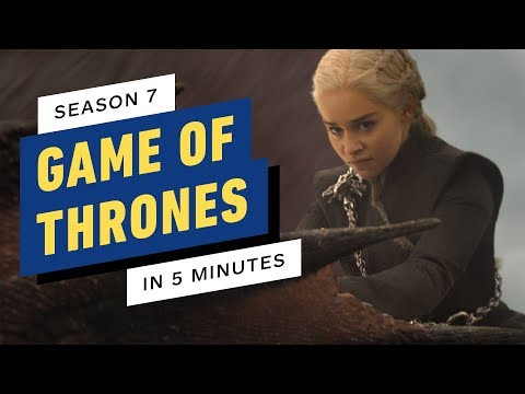 Game of Thrones Season 7 in 5 Minutes - UCKy1dAqELo0zrOtPkf0eTMw
