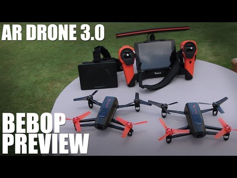 Parrot Bebop Drone - Preview - default