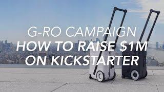 Netta from G-RO - Raising $1,000,000 on Kickstarter -  Powered by Gadget Flow and Nisnas Industries