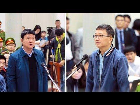 Ông Đinh La Thăng xin xem xét bối cảnh tại tòa
