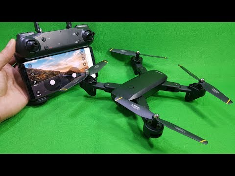 Test and Review SG700 Wifi FPV Drone - Dual Camera - UCFwdmgEXDNlEX8AzDYWXQEg