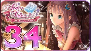 Atelier Lulua: The Scion of Arland Walkthrough Part 34 (PS4, Switch) English