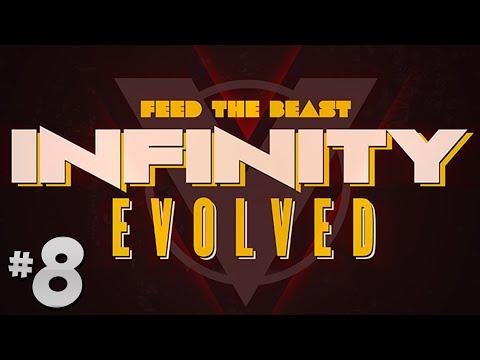 FTB Infinity Evolved - Ep 8 - Renewable Power! - VidVui