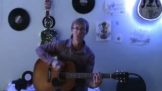 Рус - 3 желания (Лягушка) на гитаре