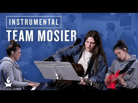 (Instrumental) Team Mosier -- The Prayer Room Live Moment