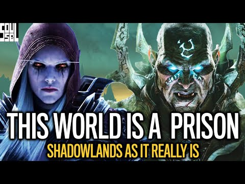 ETERNAL SLAVERY? Revealing The TRUE Nature Of The Shadowlands - Speculation