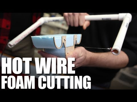 Flite Test - Hot Wire Foam Cutting - UC9zTuyWffK9ckEz1216noAw